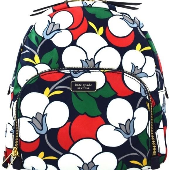 kate spade Handbags - Kate Spade Dawn Breezy Floral Backpack NWT